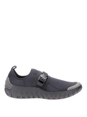 Prada Linea Rossa: trainers - Neoprene lightweight sneakers