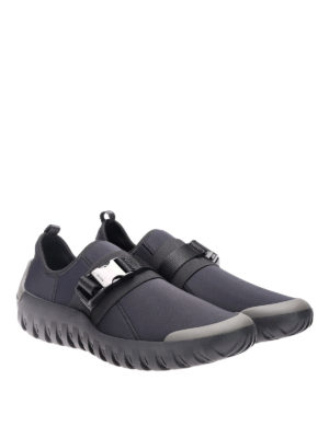 Prada Linea Rossa: trainers online - Neoprene lightweight sneakers