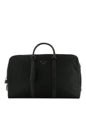 Prada: Luggage & Travel bags - Fabric travel duffle bag