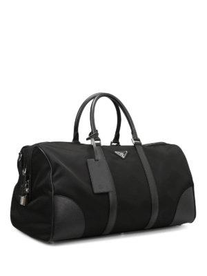 Prada: Luggage & Travel bags online - Spacious duffel bag