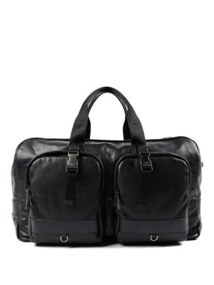 Prada: Luggage & Travel bags - Smooth leather travel bag
