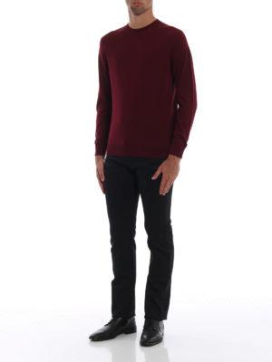 a sigaretta - Jeans in new denim stretch nero