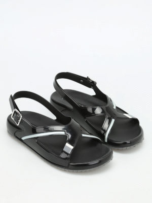 Prada: sandals online - Rubber sandals