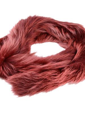 Prada: scarves online - Fur scarf