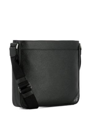 Prada: shoulder bags online - Saffiano leather shoulder bag