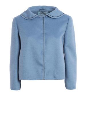 Prada: Tailored & Dinner - Wool blend tailored jacket