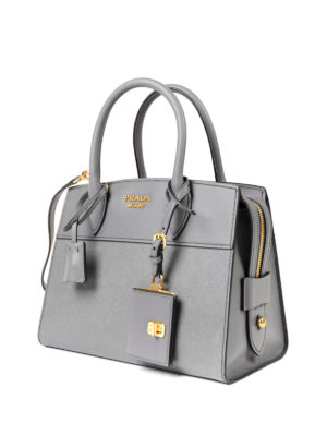 Prada: totes bags online - Esplanade handbag