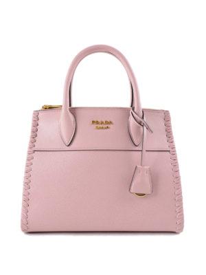 Prada: totes bags - Paradigme leather bag
