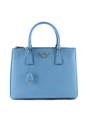 Prada: totes bags - Saffiano leather tote