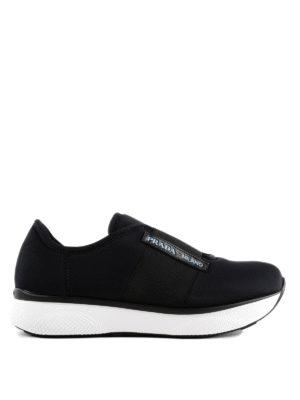 PRADA: sneakers - Slip-on in neoprene con fascia elastica