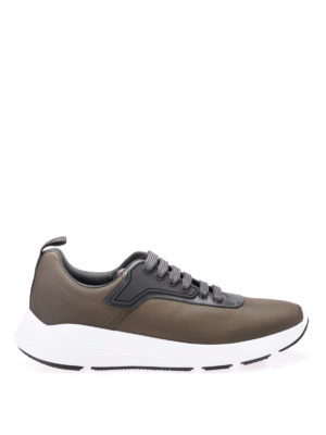 Prada: trainers - Fabric sneakers
