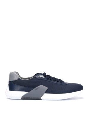 Prada: trainers - Nylon tech sneakers