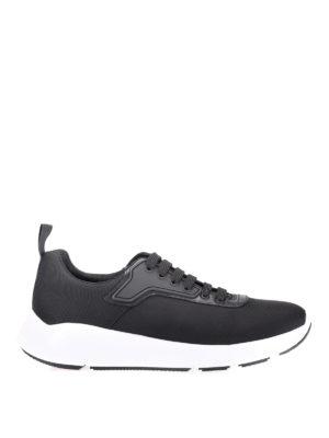 Prada: trainers - Nylon ultralight sneakers
