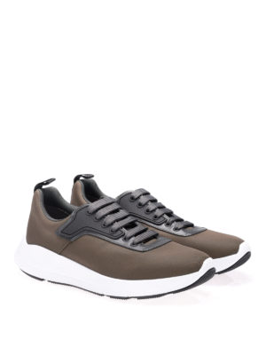 Prada: trainers online - Fabric sneakers