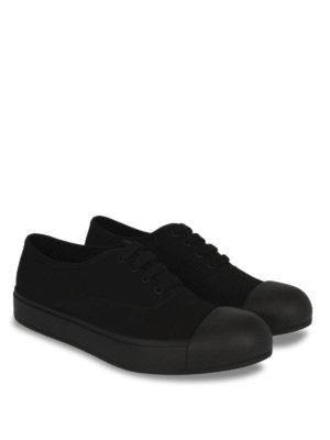 Prada: trainers online - Gabardine sneakers