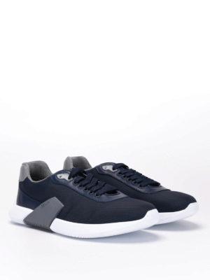 Prada: trainers online - Nylon tech sneakers