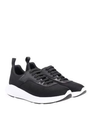 Prada: trainers online - Nylon ultralight sneakers