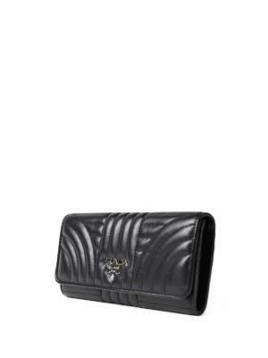 Prada: wallets & purses online - Diagramme continental wallet