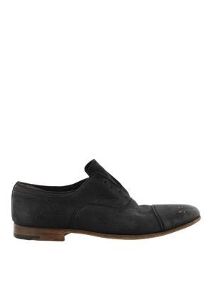 PREMIATA: scarpe stringate - Scarpe Oxford senza lacci