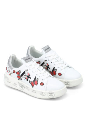 PREMIATA: sneakers online - Sneaker Belle con farfalle