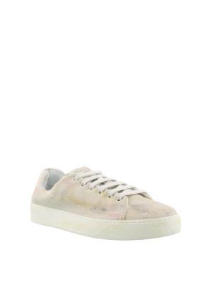 PREMIATA: sneakers online - Sneaker Canvas effetto acquerello