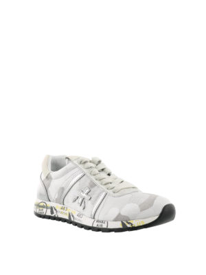 PREMIATA: sneakers online - Sneaker Lucy  camouflage