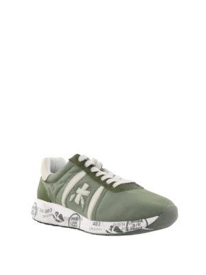 PREMIATA: sneakers online - Sneaker Mattew verdi oliva