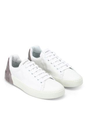 PREMIATA: sneakers online - Sneaker colour block Polo