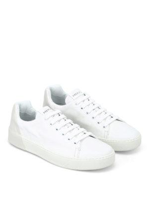 PREMIATA: sneakers online - Sneaker bianche Polo