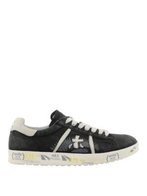 PREMIATA: sneakers - Sneaker nere Andy in pelle used