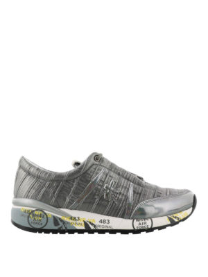 PREMIATA: sneakers - Sneaker grigie Ann