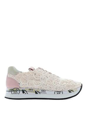 PREMIATA  sneakers - Sneaker Conny 3840 ricamate d324362a5ce