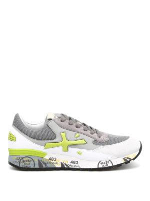 Premiata: trainers - Django running sneakers