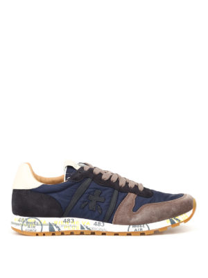 Premiata: trainers - Eric light running sneakers