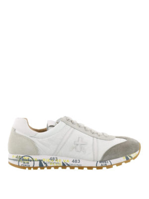 PREMIATA: sneakers - Sneaker bianche Lucy