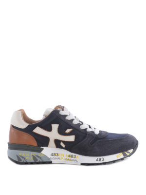 Premiata: trainers - Mick sneakers