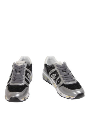 Premiata: trainers online - Diane sequin detailed sneakers