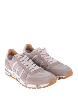 Premiata: trainers online - Eric taupe running sneakers