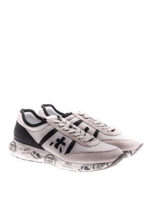 Premiata: trainers online - Hanzo white sneakers
