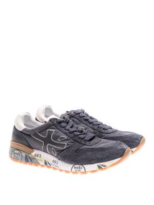 Premiata: trainers online - Mick grey sneakers