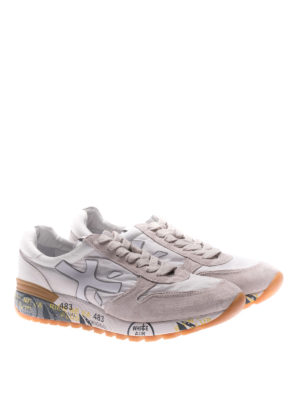 Premiata: trainers online - Mick white sneakers