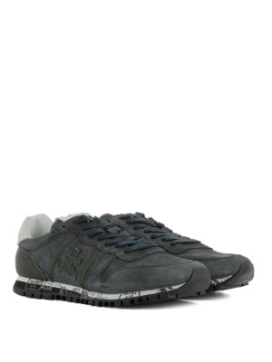 Premiata: trainers online - Prince 2430 suede sneakers