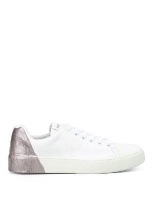 PREMIATA: sneakers - Sneaker colour block Polo