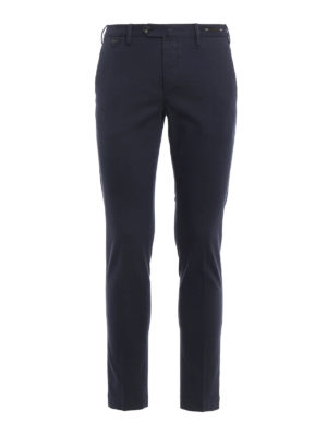 Pt 01: casual trousers - Cool stretch cotton trousers