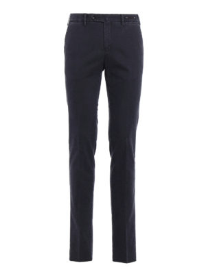 Pt 01: casual trousers - Cotton super slim trousers