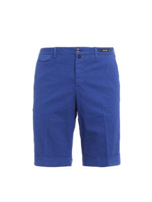 Pt 01: casual trousers - Jacquard cotton shorts