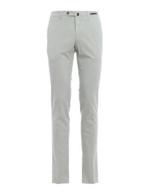 Pt 01: casual trousers - Jacquard cotton trousers