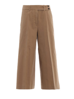 PT 01: pantaloni casual - Gonna pantalone Judy beige