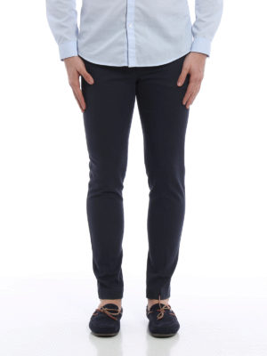 Pt 01: casual trousers online - Cool stretch cotton trousers