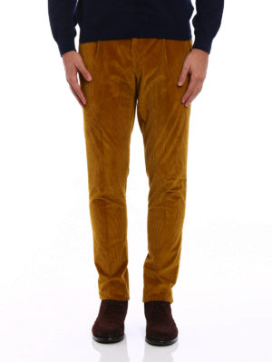 Pt 01: casual trousers online - Corduroy preppy trousers
